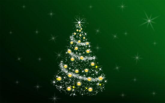 09_Sparklingchristmastree