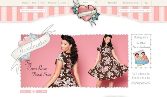 Vintage Clothing Website 62