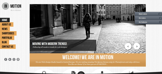 in-motion-theme