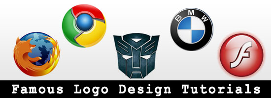 20 Famous Logo Design Tutorials