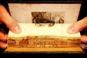 The Fore Edge as a Resource