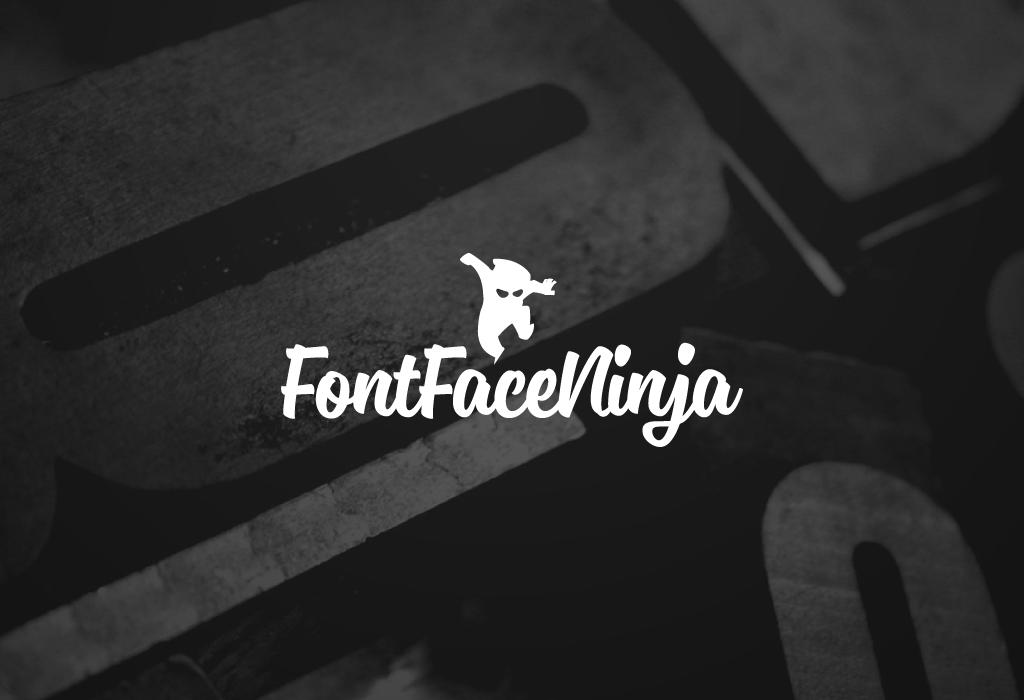 font-face-ninja